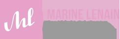 Logo Marine Lenain - Graphiste Freelance à Nantes